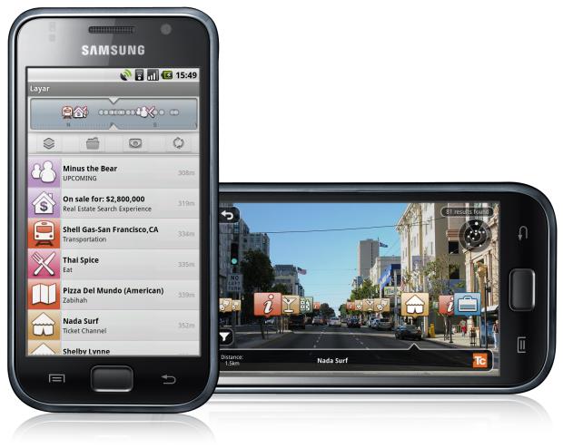 Layar voor Android krijgt update naar versie 3.5