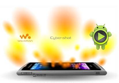 Gerucht: Sony Ericsson werkt aan Android Walkman-telefoon, Sony werkt aan Android-tablet