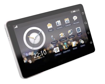 Indiase operator Olive Telecom presenteert eigen Android-tablet
