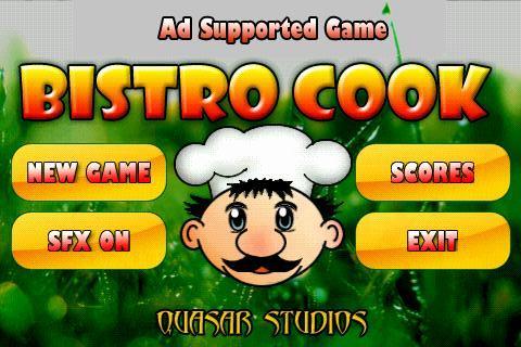 Test je kookkunsten op de Android-telefoon met Bistro Cook