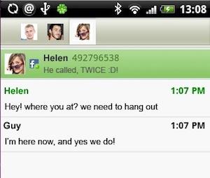 ICQ Mobile: officiële Android-app bevat Twitter en Facebook Chat