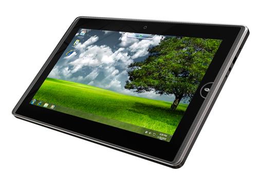 Asus Eee Pad met Android komt in maart 2011