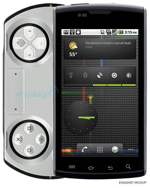 Gerucht: Sony Ericsson werkt aan PlayStation-telefoon met Android