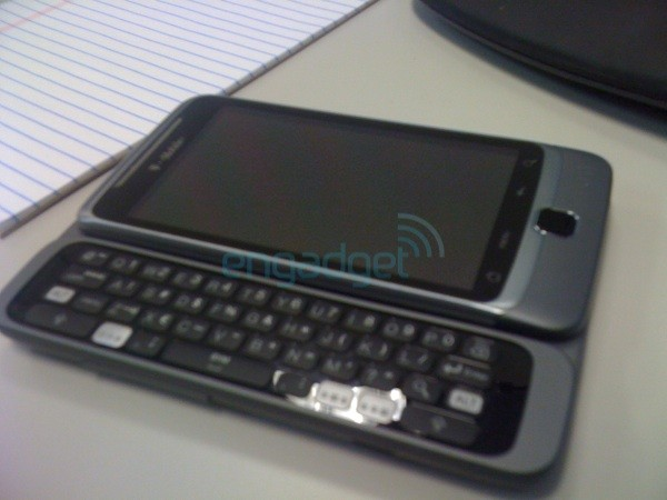 T-Mobile G2 krijgt snelle MSM7230 CPU