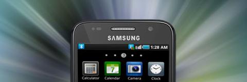 Samsung Galaxy S: vijf miljoen exemplaren verkocht