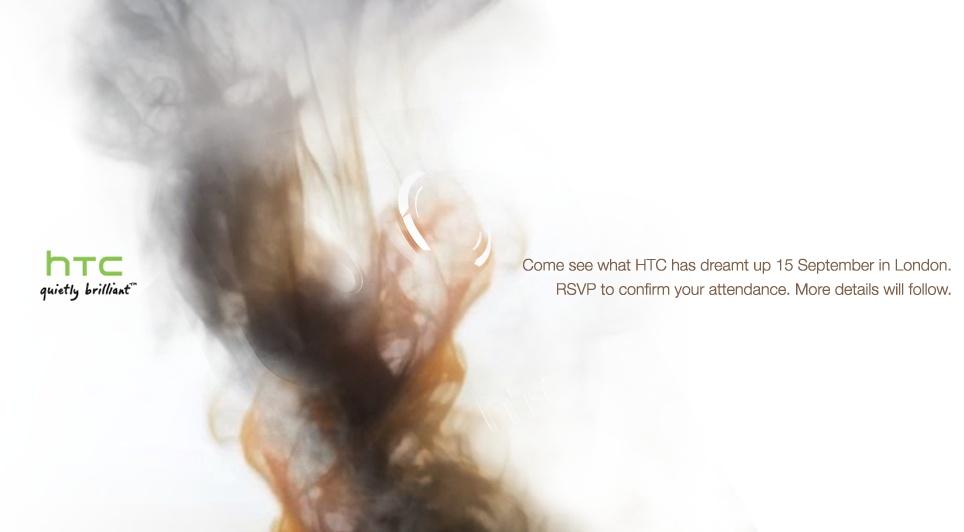 Drie nieuwe HTC-telefoons op 15 september?