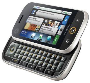Motorola legt focus niet meer op MOTOBLUR