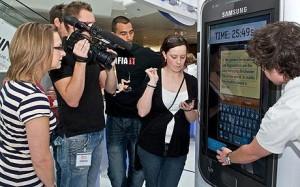 Britse vrouw verbreekt sms-record