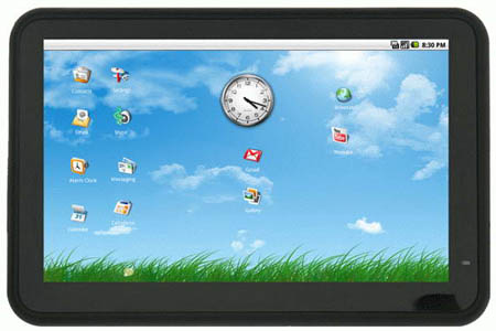 Toshiba's Android-tablet komt in oktober