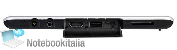 Toshiba Smartpad met Android