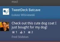 TweetDeck bèta ondersteunt Android 1.6