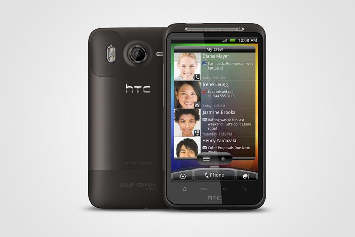 Ontwikkelaar port HTC Desire HD-rom naar Desire