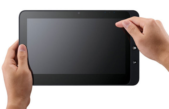 Viewsonic ViewPad 100: krachtige tablet-pc met dual-boot