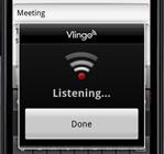 Vlingo: inchecken bij Foursquare met je stem