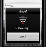 Vlingo applicatie