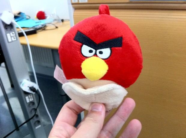 Angry Birds beta vliegt één miljoen keer de Android Market uit