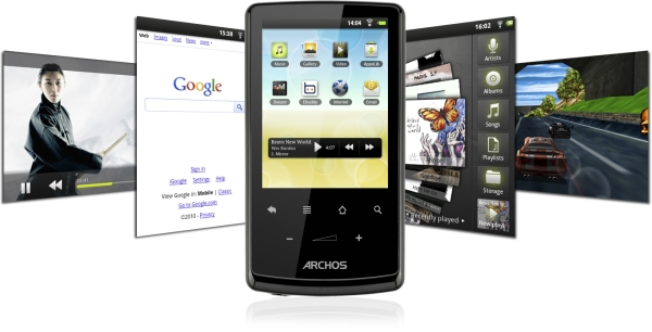 archos 28 tablet