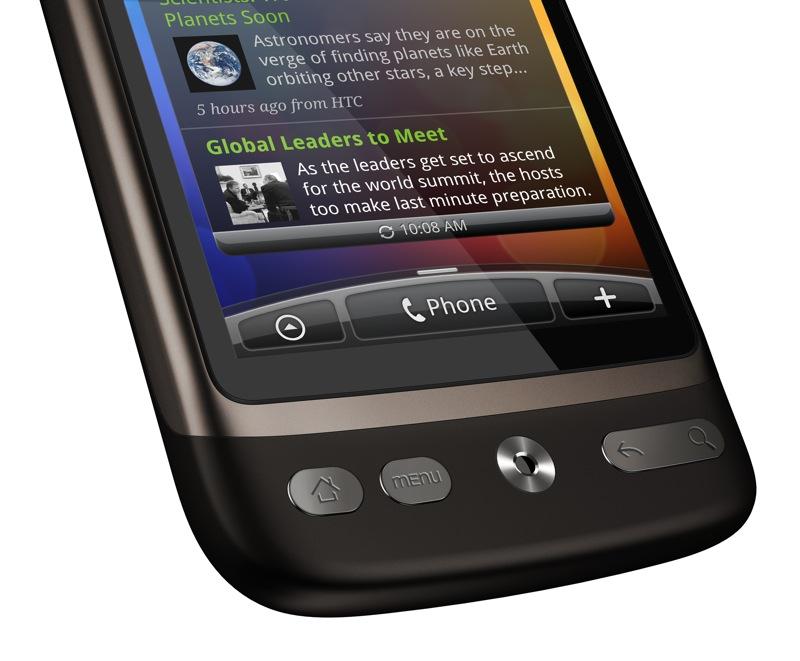 Froyo is binnen voor HTC Desire's van T-Mobile