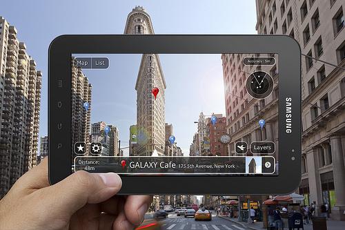 Grote broer van Samsung Galaxy Tab komt in 2011