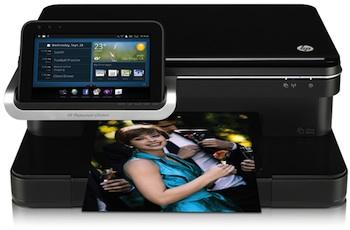 HP kondigt HP Photosmart eStation met Android-tablet aan