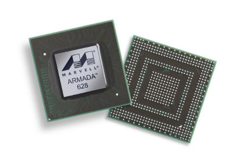 Marvell kondigt 1,5 GHz tri-core-processor aan