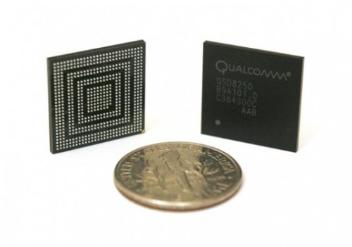 Qualcomm 1,5 GHz-chip komt pas eind 2011