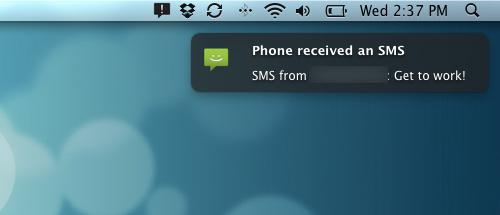 Remote Notifier: ontvang notificaties op jouw desktop
