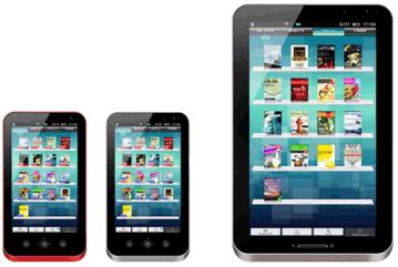 Sharp kondigt twee Android-tablets aan