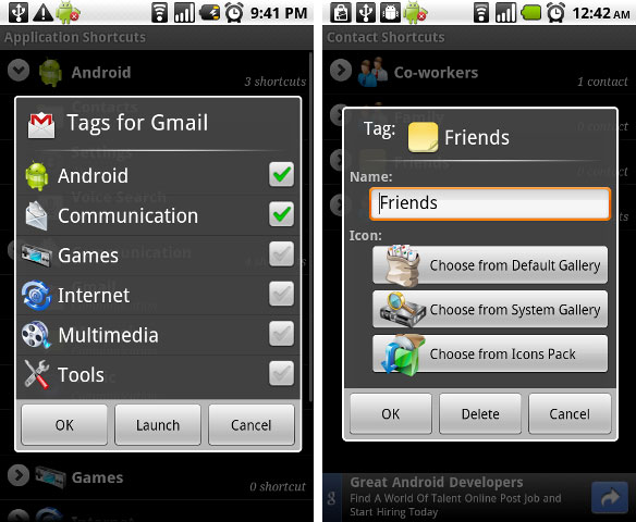smart-shortcuts-android