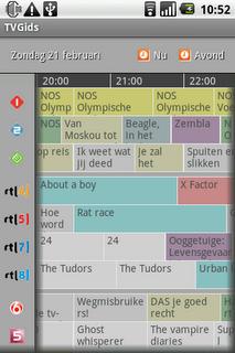 TVGids Nederland Pro: simpele en overzichtelijke televisiegids