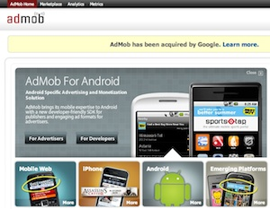 admob android