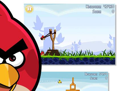 Angry Birds is één miljoen gedownload in één dag