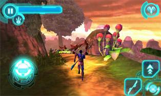 Avatar HD Android-game gelanceerd door Gameloft