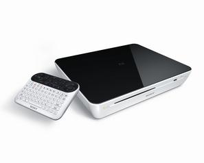 Sony blu-rayspeler en televisies met Google TV aangekondigd