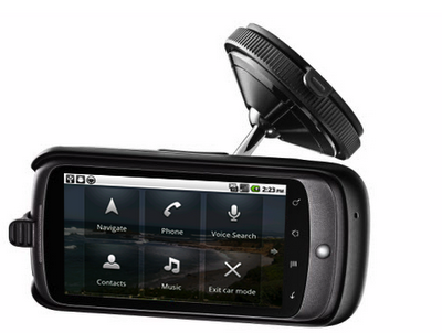 Google Car Home: gebruik Android in de auto