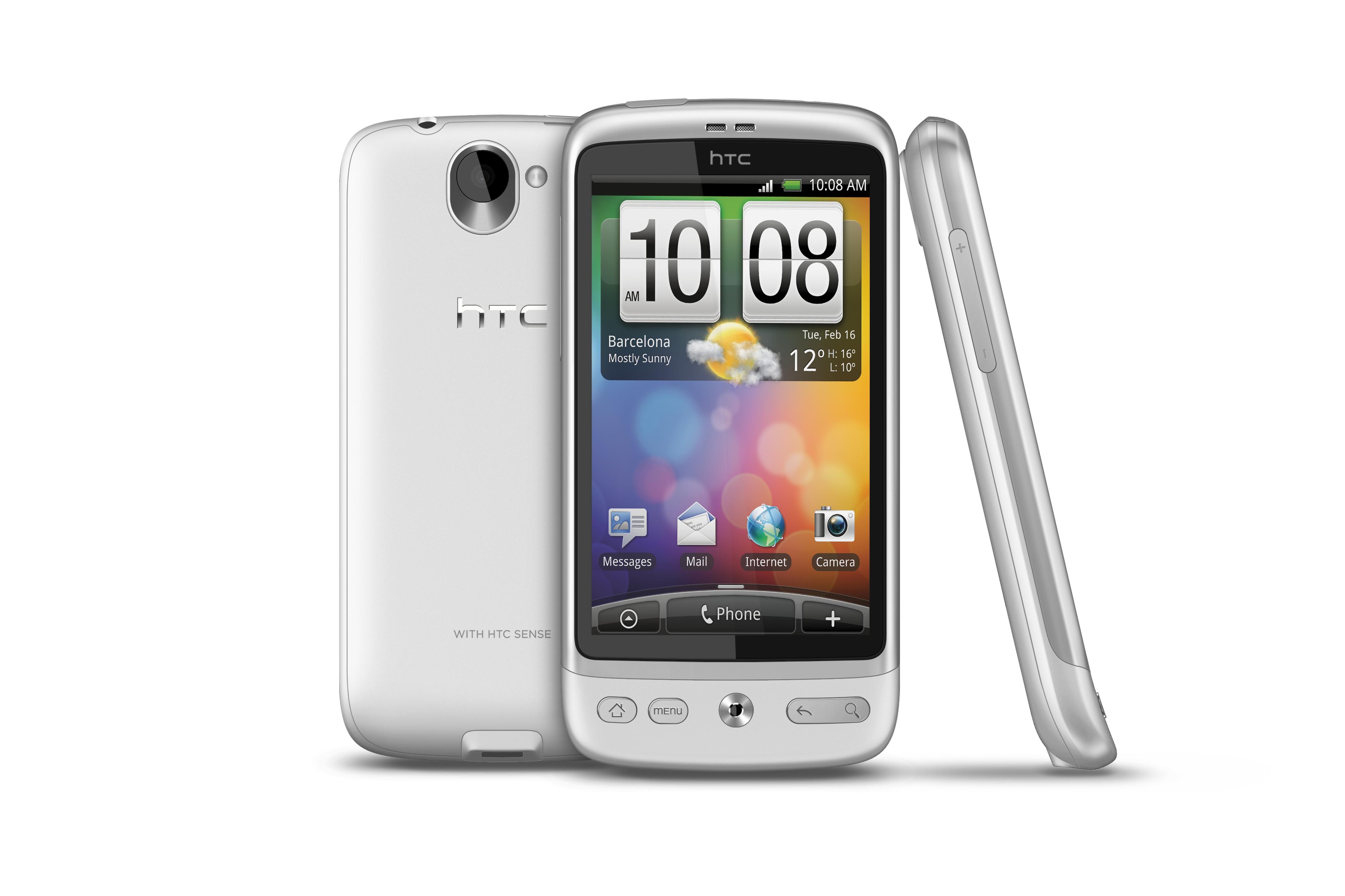 HTC Legend en Desire krijgen stijlvolle nieuwe kleuren