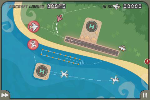 Flight Control en PAC-MAN Kart Rally naar Android