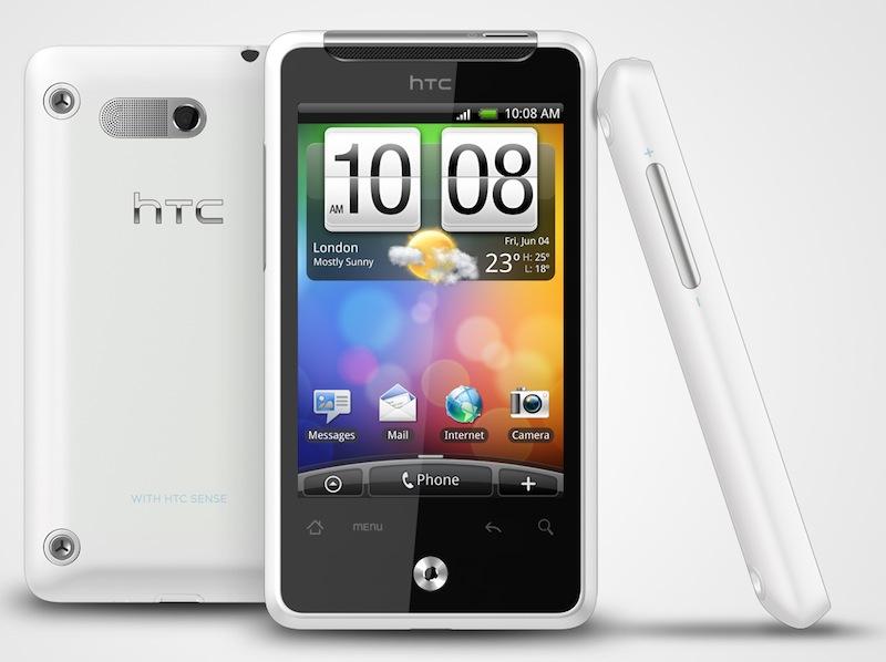 HTC Gratia komt naar Europa (update)