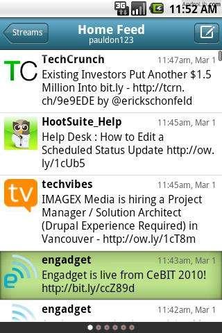 HootSuite voor Android: vanaf 13 oktober gratis