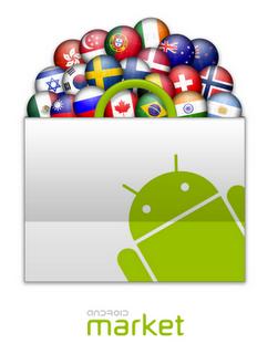 België krijgt binnen twee weken betaalde apps in Android Market