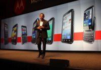Motorola kondigt zeven verschillende telefoons aan