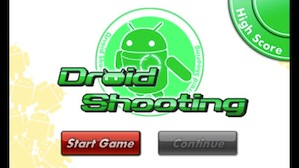 DroidShooter Android_Splash