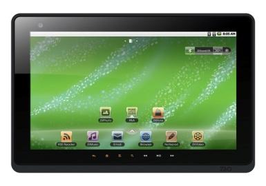 Nieuwe Creative ZiiO touch-tablets geïntroduceerd