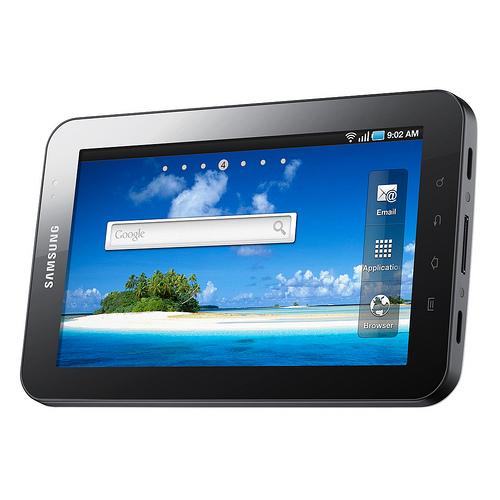 Samsung Galaxy Tab Review: prachtige tablet met nadelen