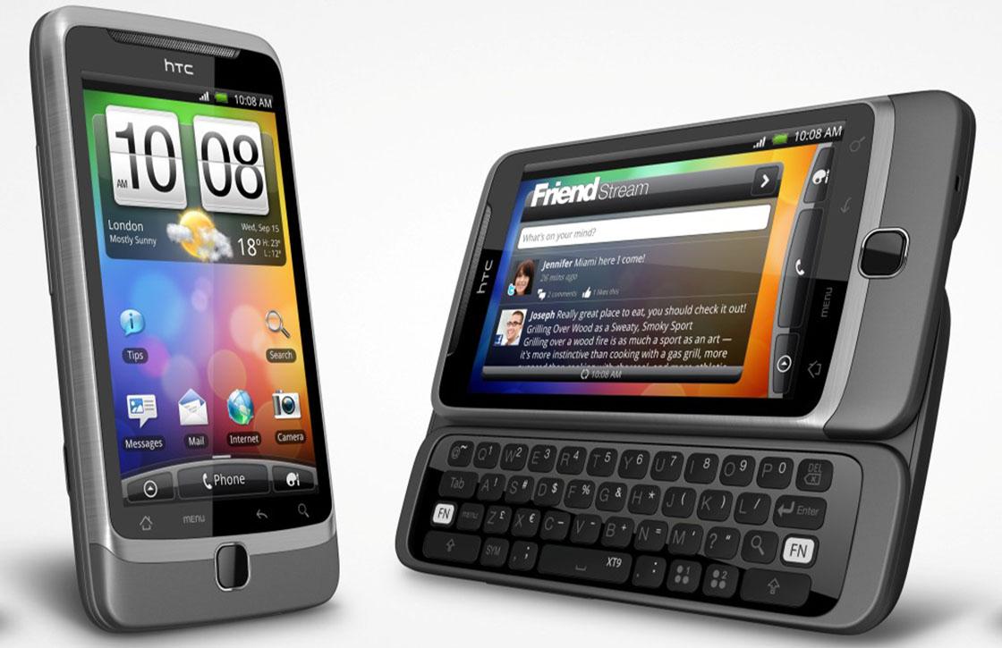 HTC Desire Z Review: prima toestel met fysiek toetsenbord