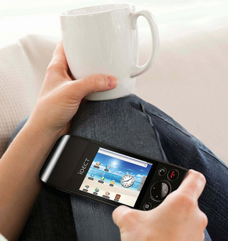 iDect iHome: Android als huistelefoon