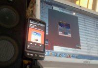 Muziek in iTunes besturen met je Android-telefoon
