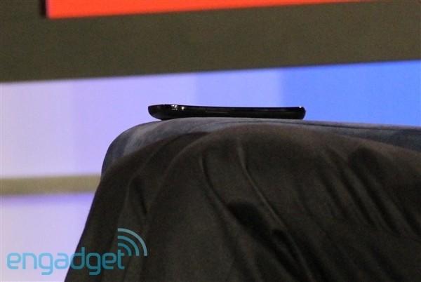 Samsung Nexus S krijgt gebogen scherm