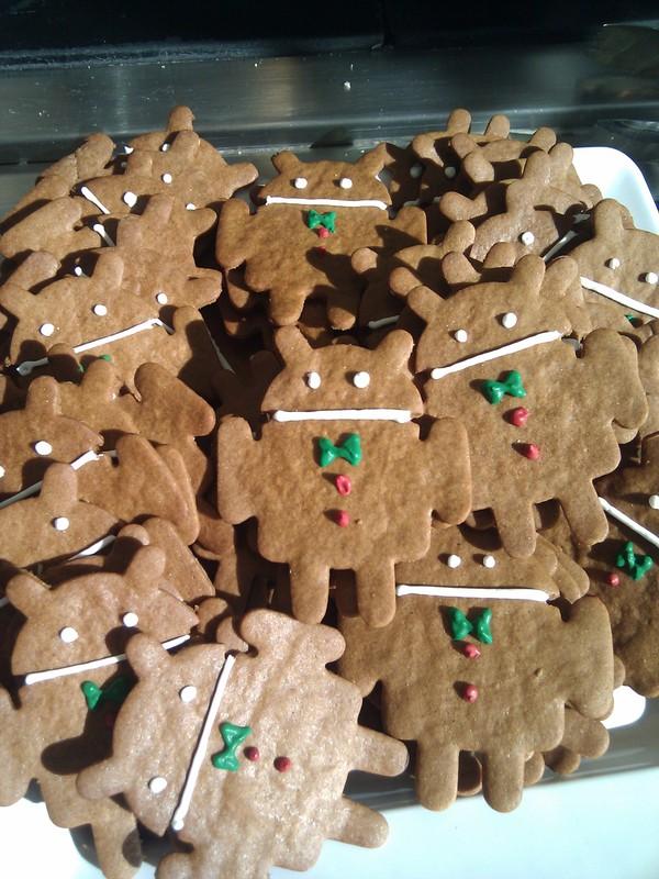 Google bakt overheerlijke koekjes