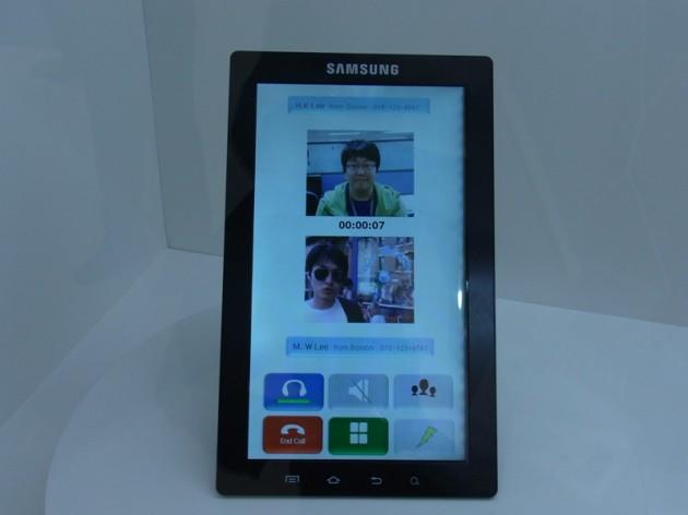 Samsung werkt aan 10,1 inch LCD-scherm